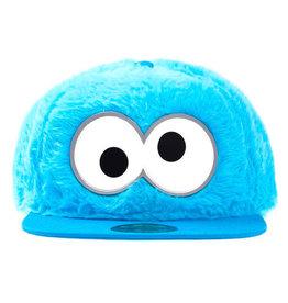 Difuzed SESAME STREET  Snapback Cap - Cookie Monster