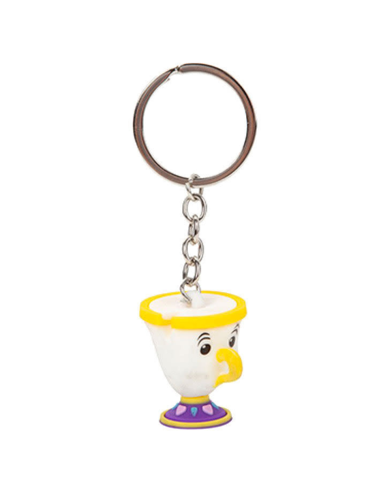 BEAUTY AND THE BEAST 3D Keychain - Chip