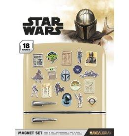 Pyramid International STAR WARS Magnet Set - The Mandalorian