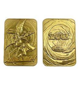 FaNaTtik YU-GI-OH! Gold 24K Plated God Card - Dark Magician LTD