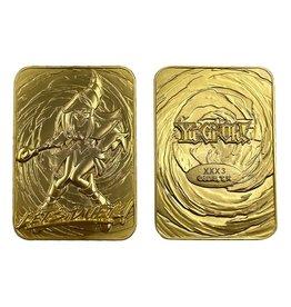 FaNaTtik YU-GI-OH! Gold 24K Plated God Card - Dark Magician Girl LTD