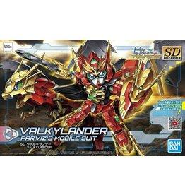 Bandai GUNDAM Model Kit SDBD 10cm - Valkylander Knight