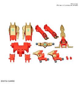 Bandai GUNDAM Model Kit SD 10cm - Avalanche Rex Buster