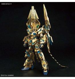 Bandai GUNDAM Model Kit HGUC - RX-0 Unicorn 03 Phenex Gold