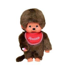 MONCHHICHI Plush 20cm - Red Boy