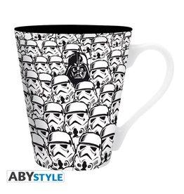 ABYstyle STAR WARS Mug 250 ml - Vader & Stormtroopers