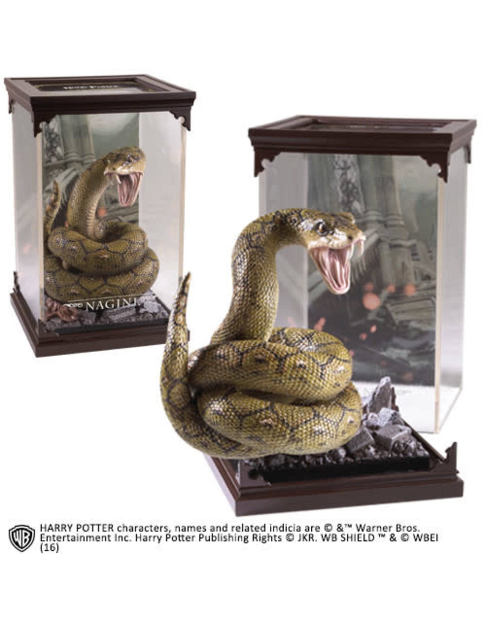 Noble Collection HARRY POTTER Magical Creatures Statue 09 - Nagini