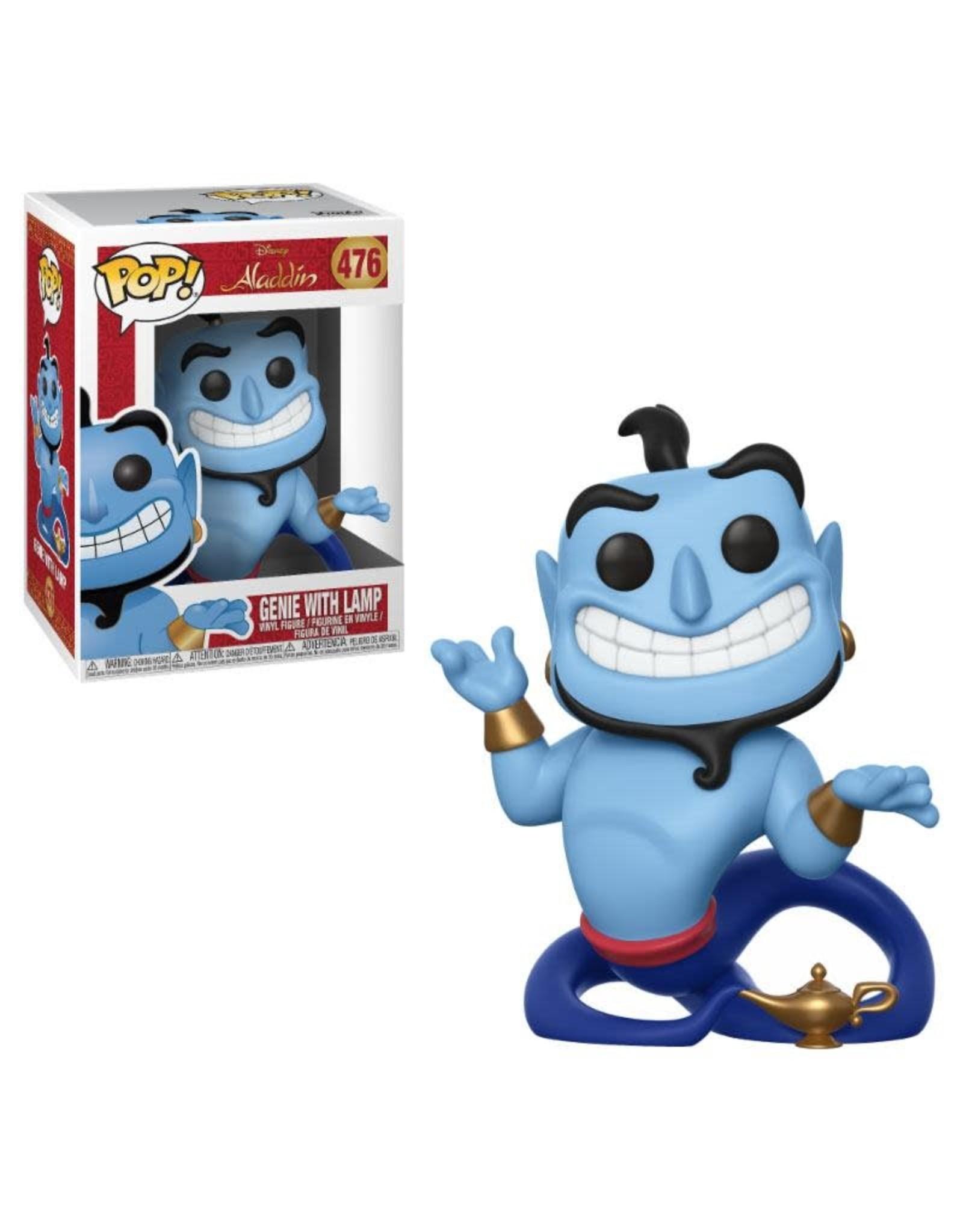 Funko ALADDIN POP! N° 476 - Genie with Lamp