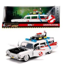 Simba GHOSTBUSTERS Diecast Model 1:24 - ECTO-1
