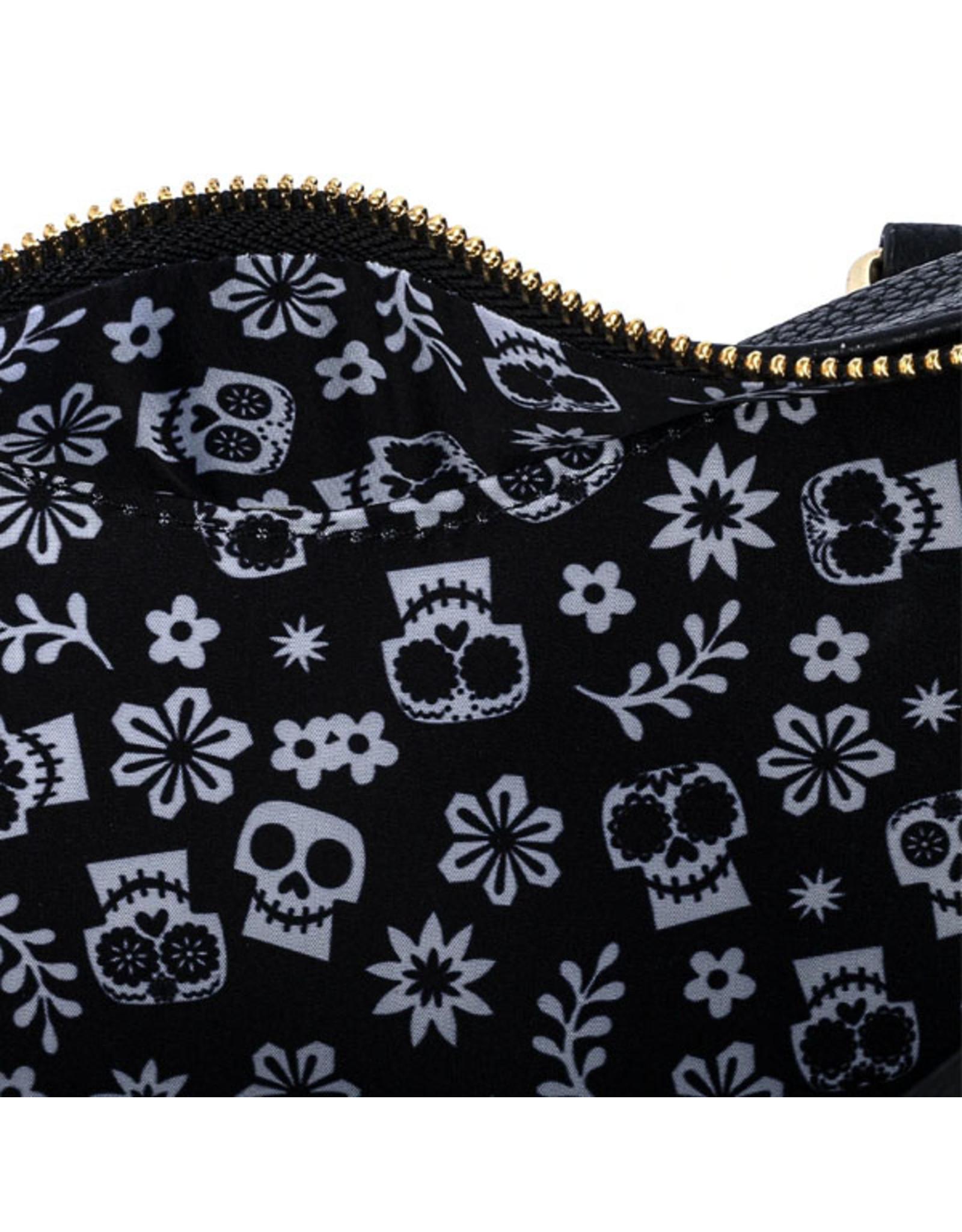 Loungefly COCO Cross Body Bag - Guitar Case