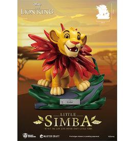 Beast Kingdom THE LION KING Statue Master Craft 30cm - Little Simba