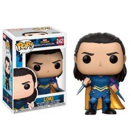 Funko THOR RAGNAROK POP! N° 242 - Loki