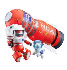 Good Smile Company SPACE TENGA ROBO Action Figure 11 cm - DX Rocket Mission Set