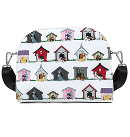 Loungefly DISNEY Cross Body Bag - Doghouses
