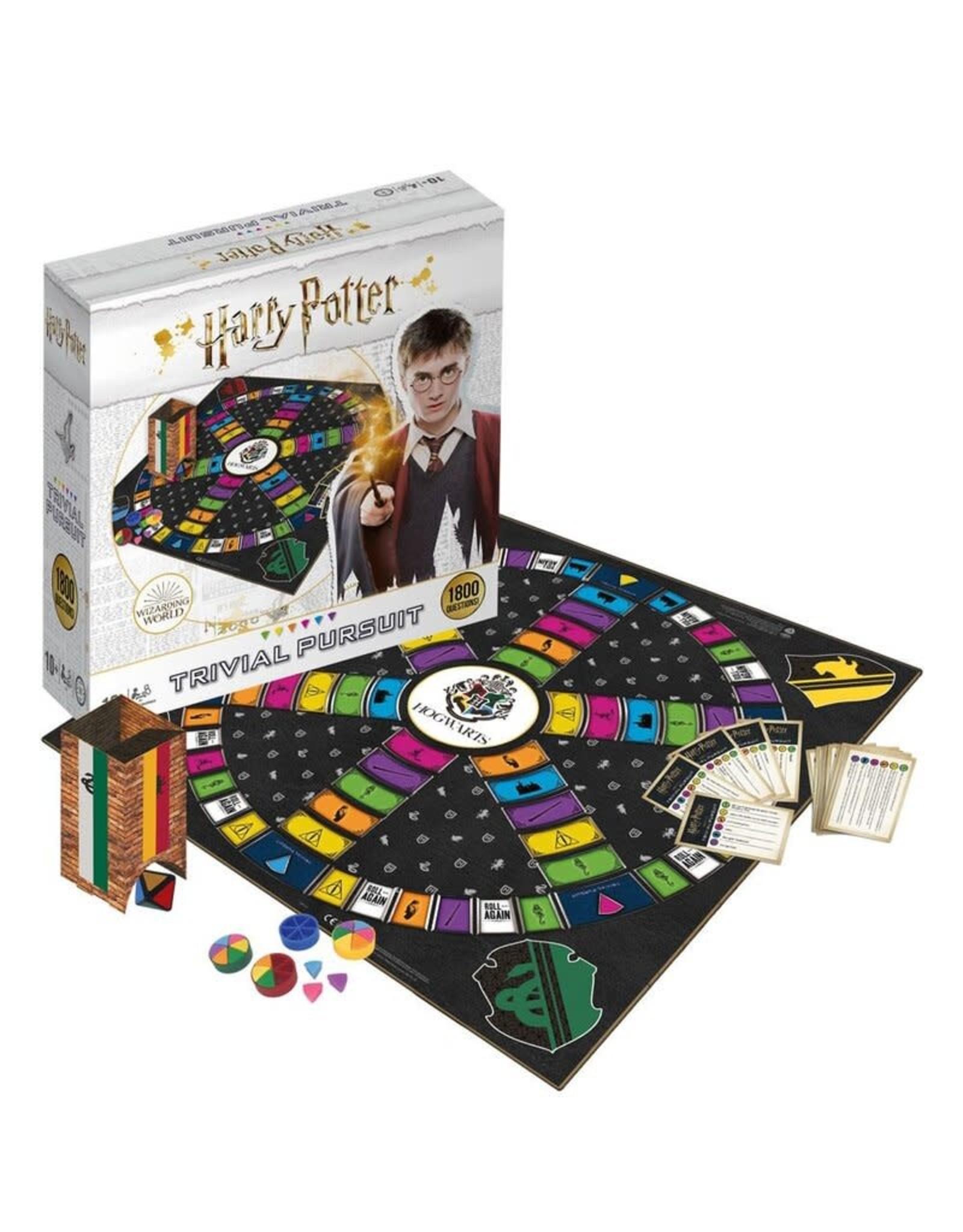 Winning Moves HARRY POTTER Trivial Pursuit ULTIMATE (UK)