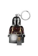 Joy Toy STAR WARS LEGO Light up Keychain 6cm - The Mandalorian:  Din Djarin