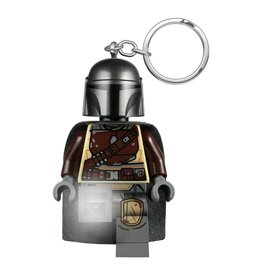 Joy Toy STAR WARS LEGO Light up Keychain 6cm - The Mandalorian:  Din Djarin