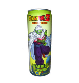 Boston America DRAGON BALL Warrior Power Energy Drink - Piccolo