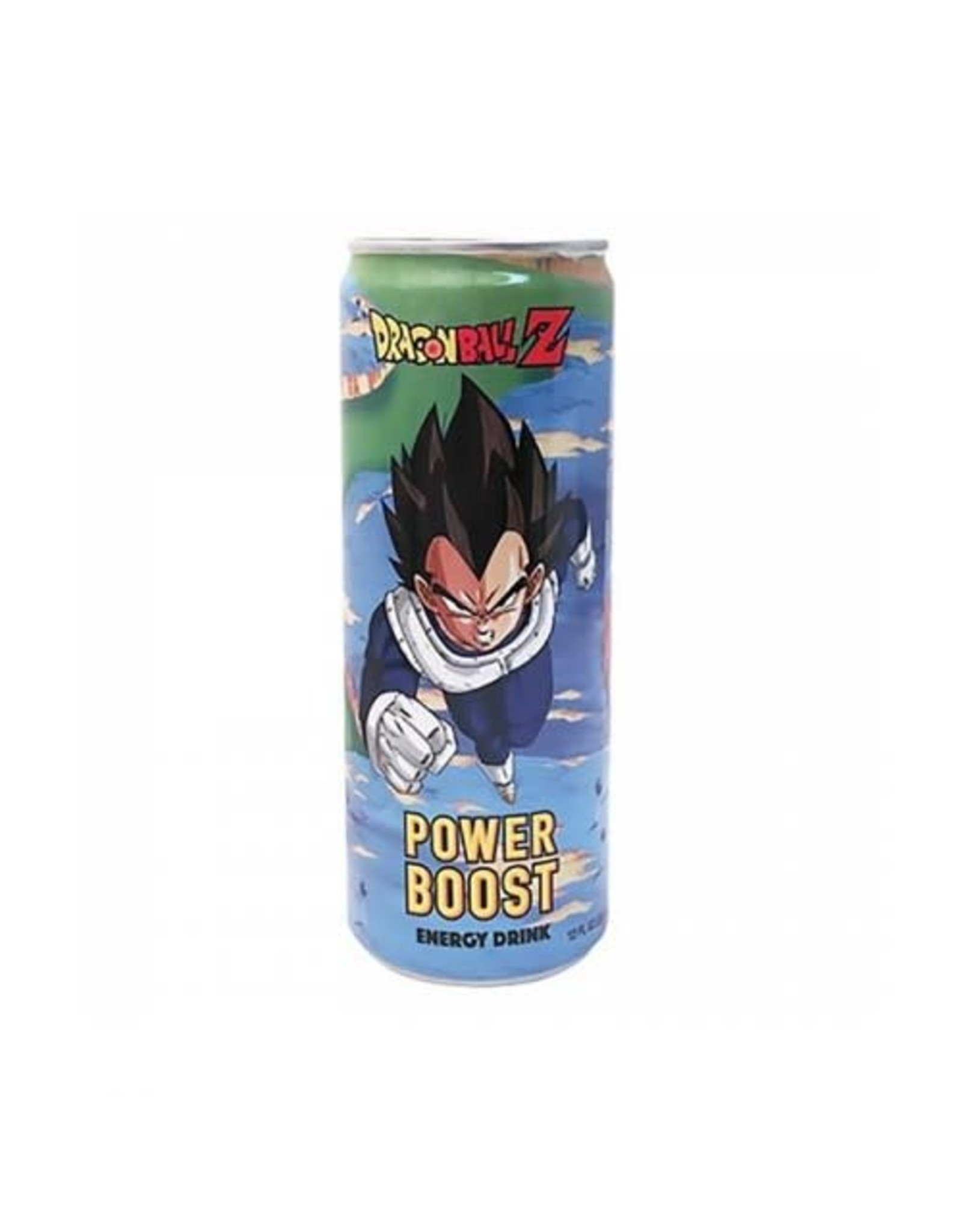 Boston America DRAGON BALL Warrior Power Energy Drink - Vegeta