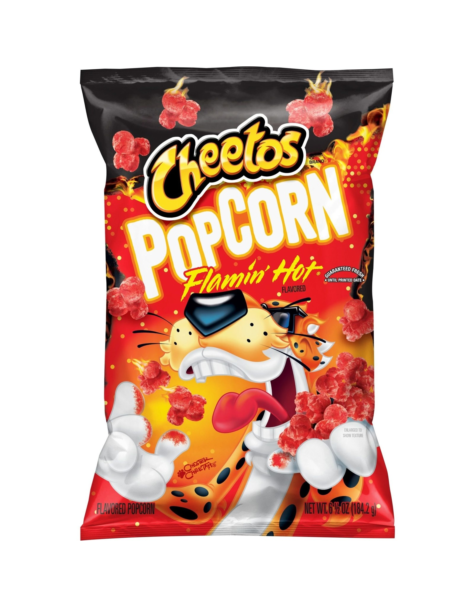 Frito-Lay CHEETOS Popcorn Flamin' Hot LARGE
