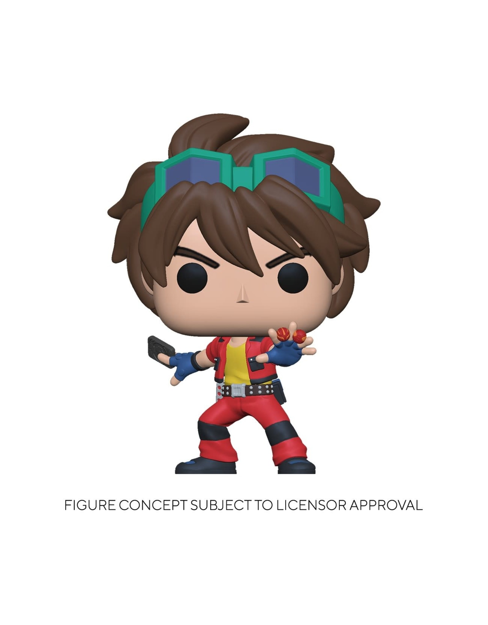 Funko BAKUGAN POP! N° - Dan