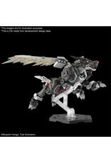 Bandai DIGIMON Figure Rise Model Kit - Black Metal Garurumon Amplified