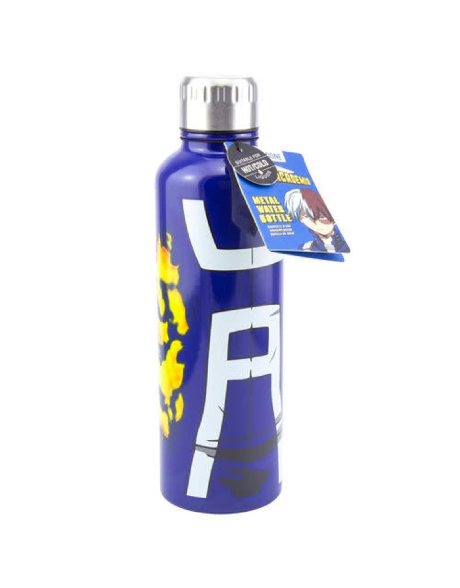 Paladone MY HERO ACADEMIA Metal Bottle 600ml