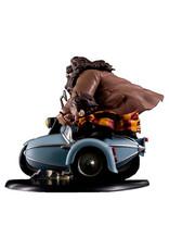 Quantum Mechanix HARRY POTTER Q-Fig Diorama 15cm - Harry & Hagrid