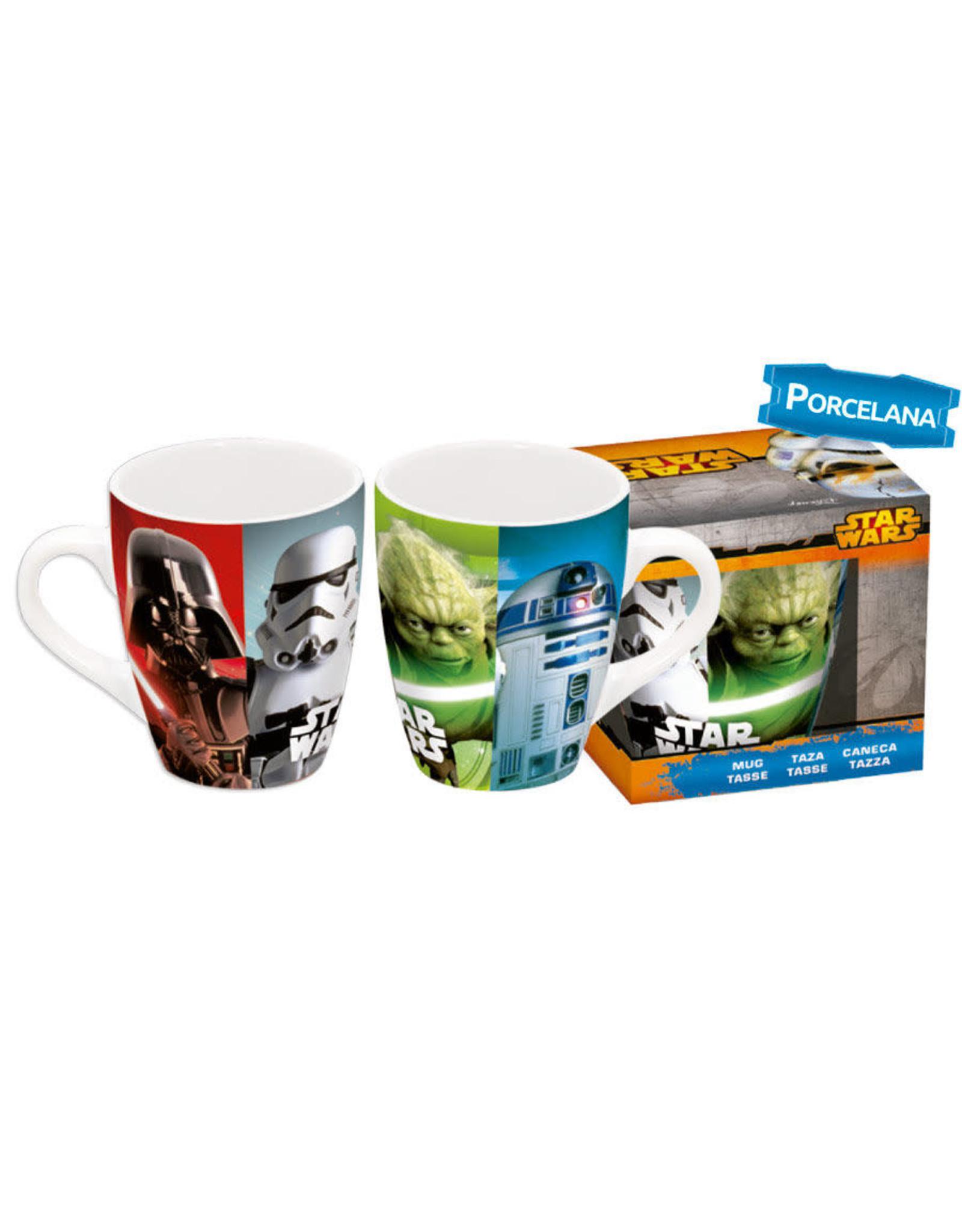 STAR WARS Porcelain Barrel  Mug 335 ml - Classic
