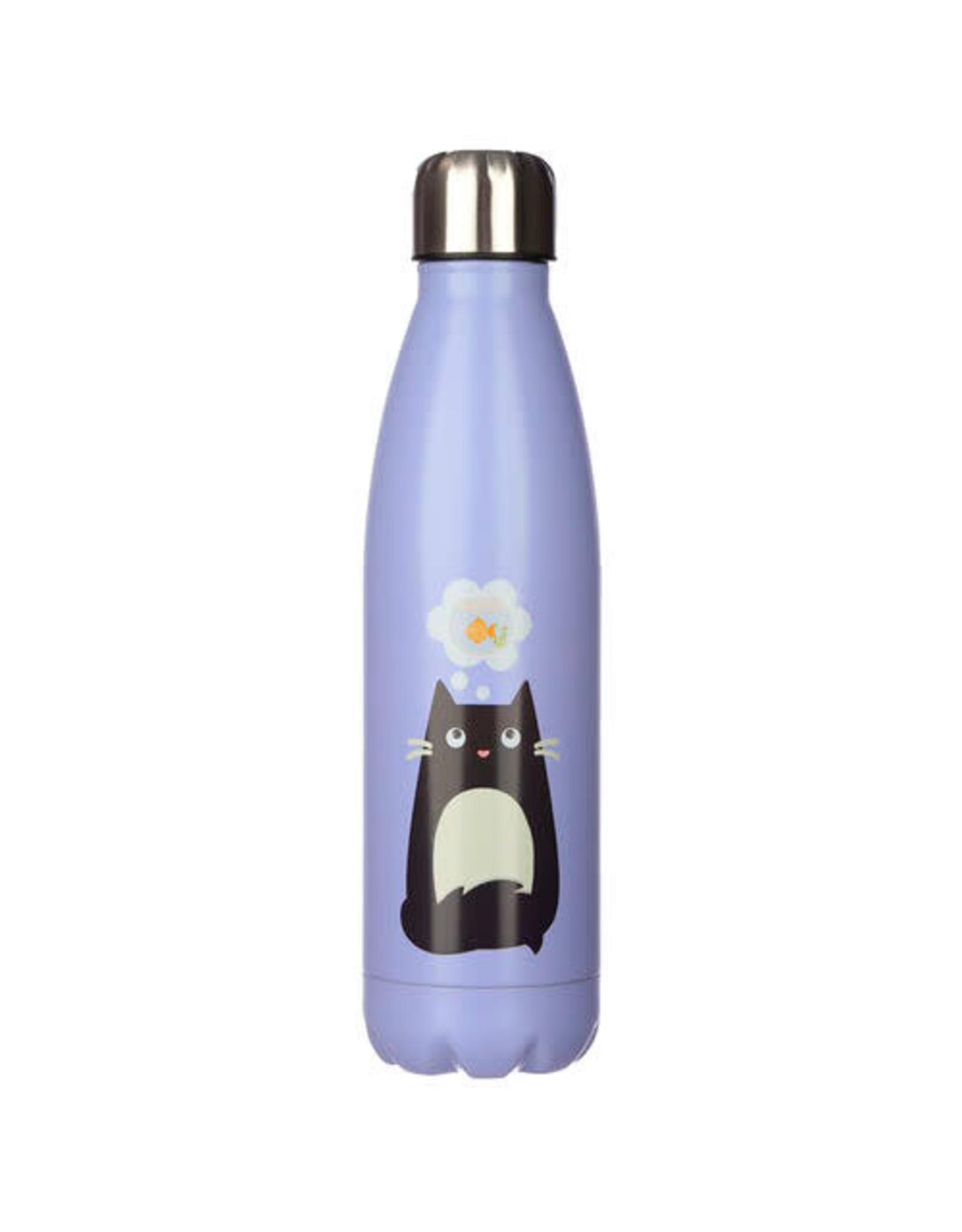 FELINE FINE Metal Bottle 500ml