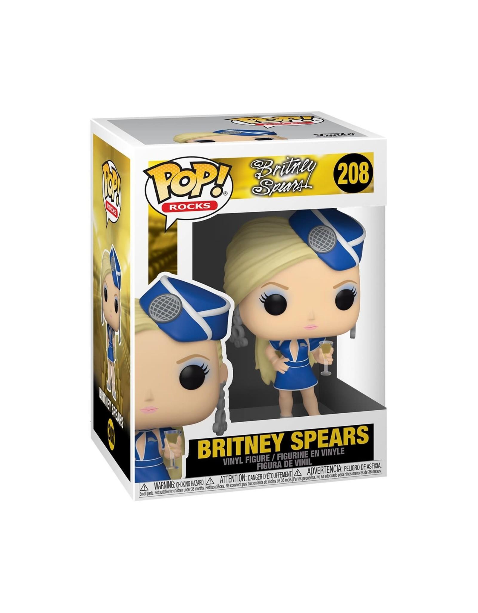 BRITNEY SPEARS POP! N°208 - Stewardess