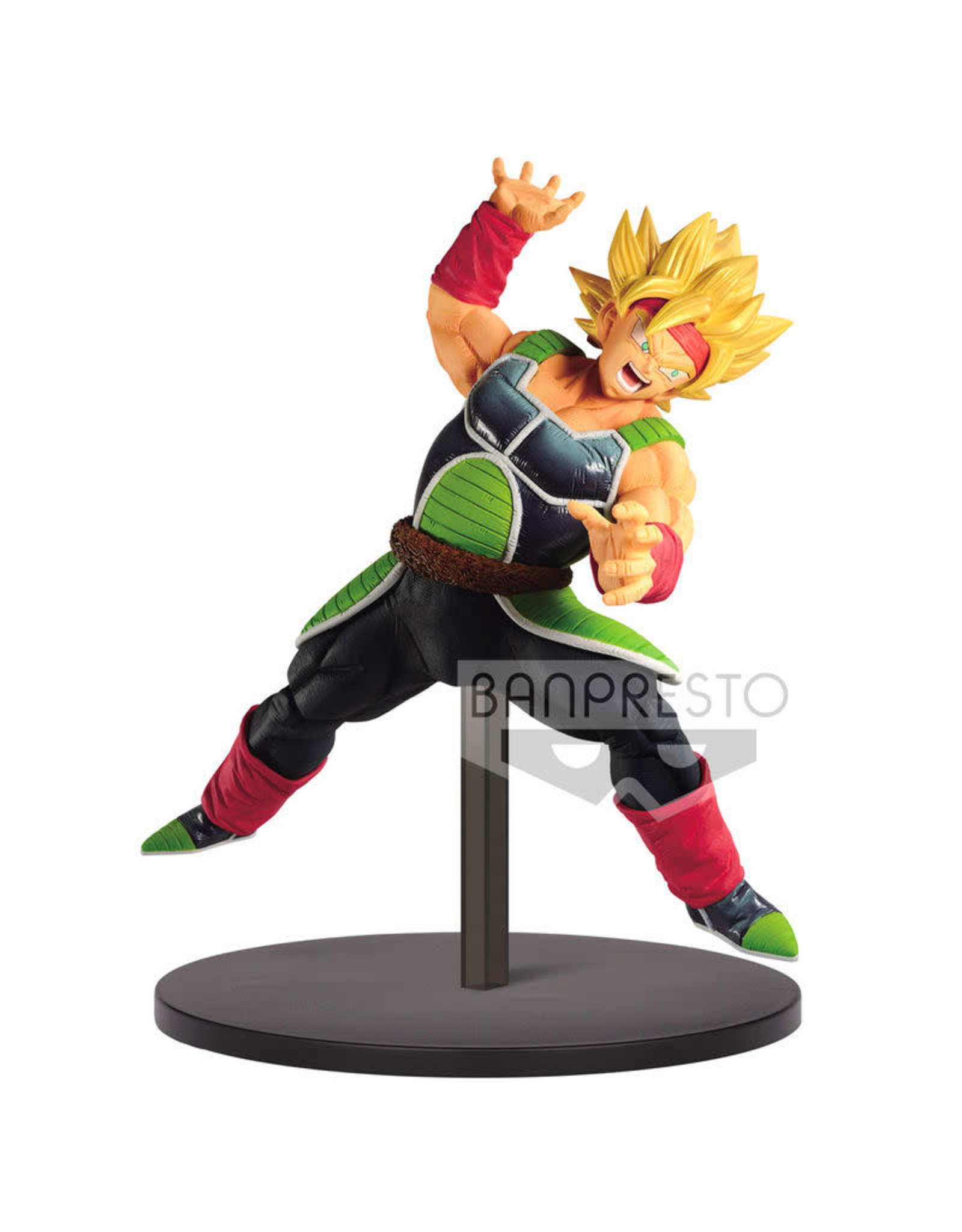 Bandai DRAGON BALL Super Figure Chosenshiretsuden 13cm - Super Saiyan Bardock