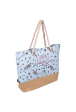 Cerda FRIENDS Beach Bag - Love, Laughter and Friends