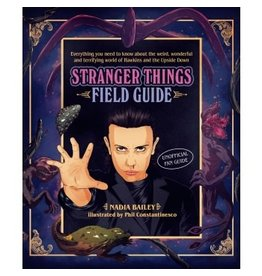 Abrams & Chronicle STRANGER THINGS Book - Field Guide Eleven (UK)