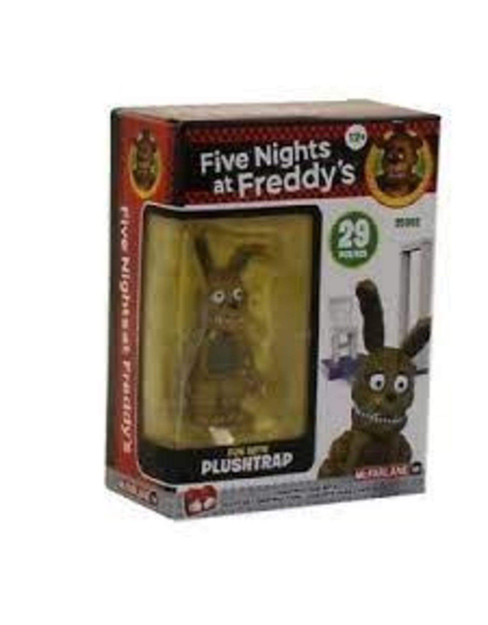 Five Nights at Freddy's Micro Construction Set Wave 5