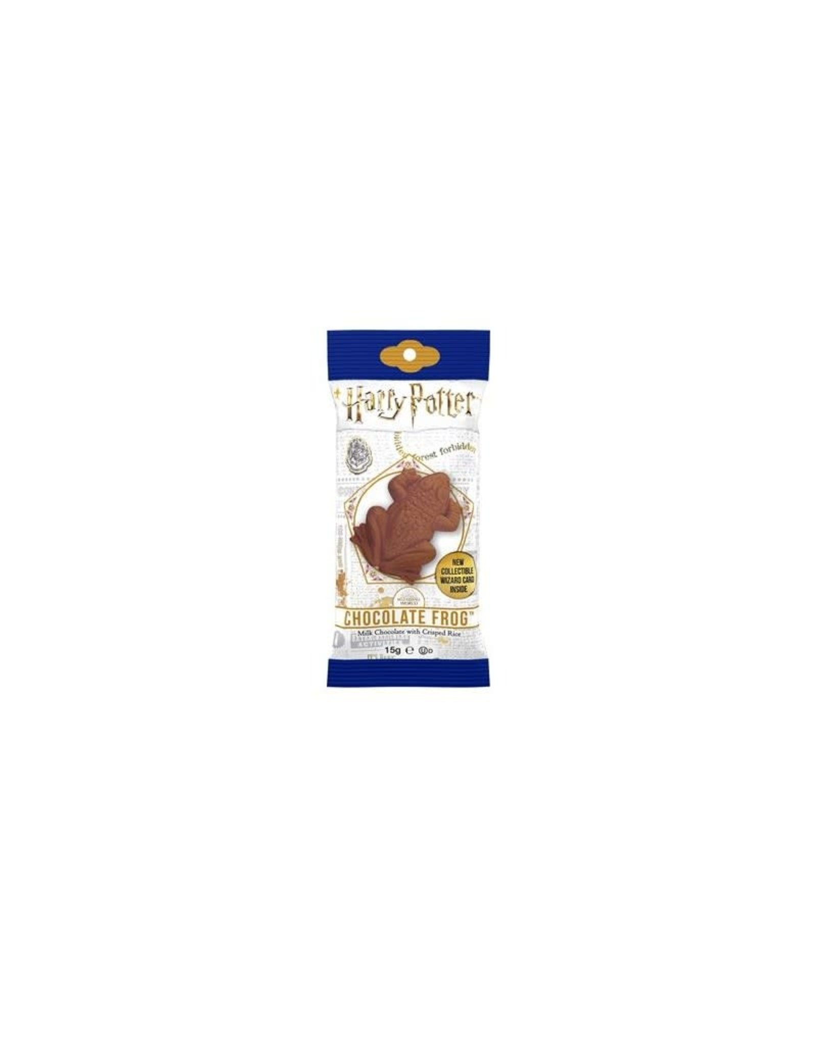 Jelly Belly HARRY POTTER Chocolate Frog 15g + Card