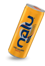 Energy Beverages NALU Exotic 25cl