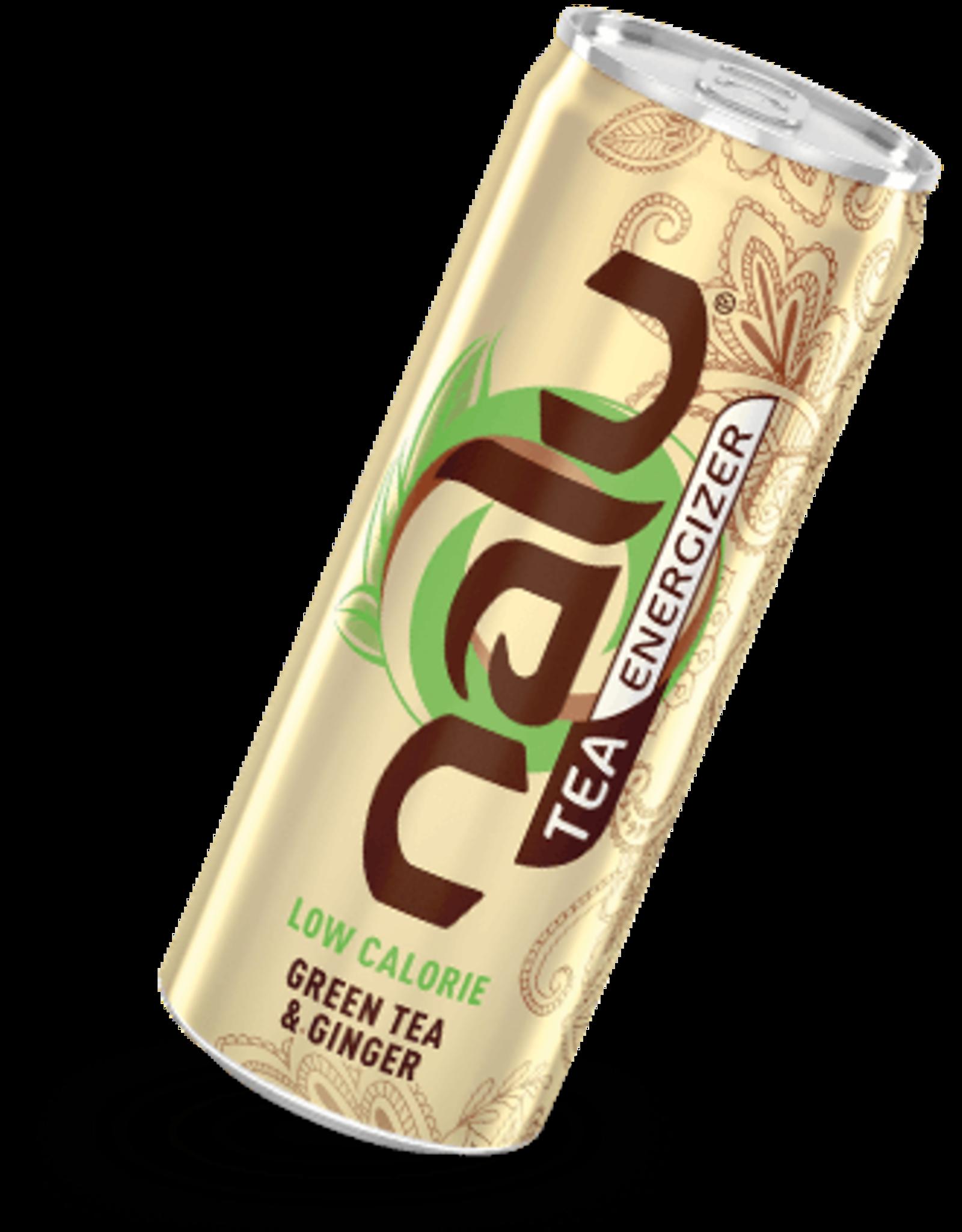 Energy Beverages NALU Green Tea & Ginger 25cl