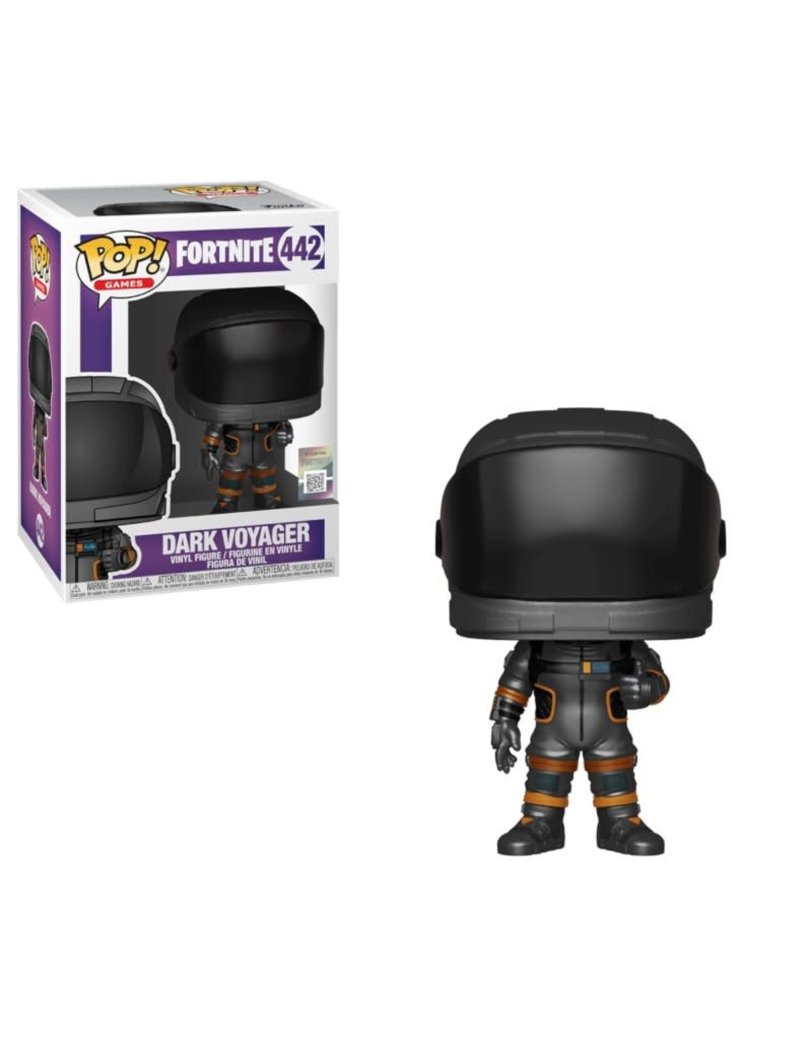 FORTNITE - Bobble Head POP N° 442 - Dark Voyager