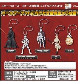 Bandai STAR WARS PVC Figure Keychain (Assorted 1pc) - Episode 7