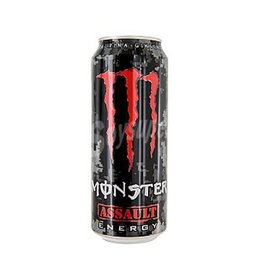 Monster Energy Company MONSTER ENERGY Assault 50cl
