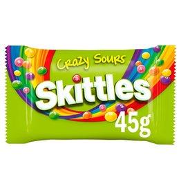 Mars SKITTLES Crazy Sours 45g