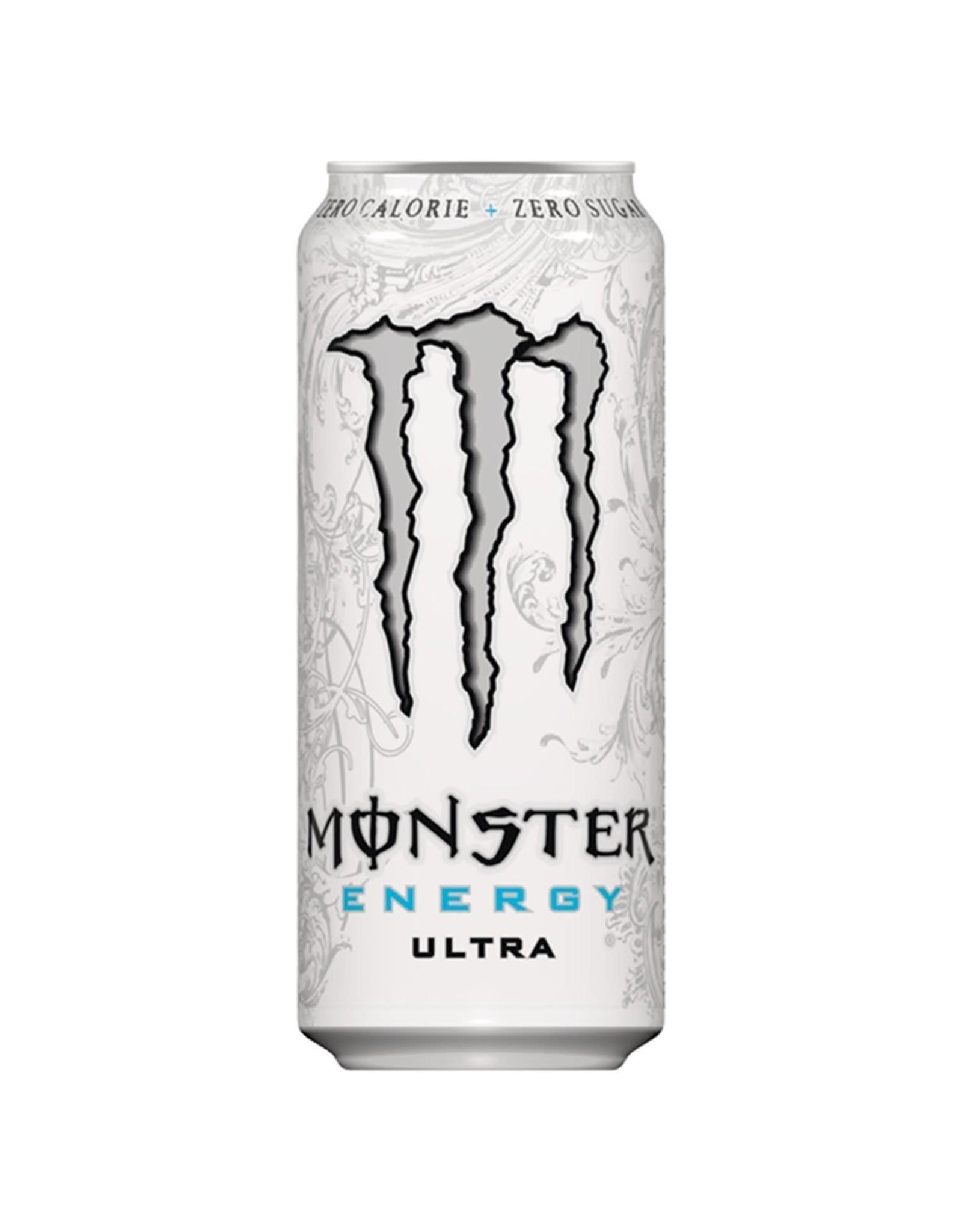 Monster Energy Company MONSTER ENERGY Ultra White 50cl