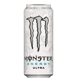 Monster Energy Company MONSTER ENERGY Ultra White 50cl