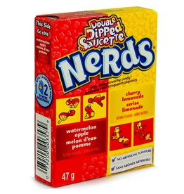 Wonka NERDS Double Dipped Saucette