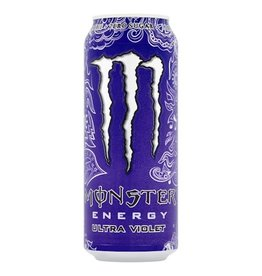 Monster Energy Company MONSTER ENERGY Ultra Violet 50cl