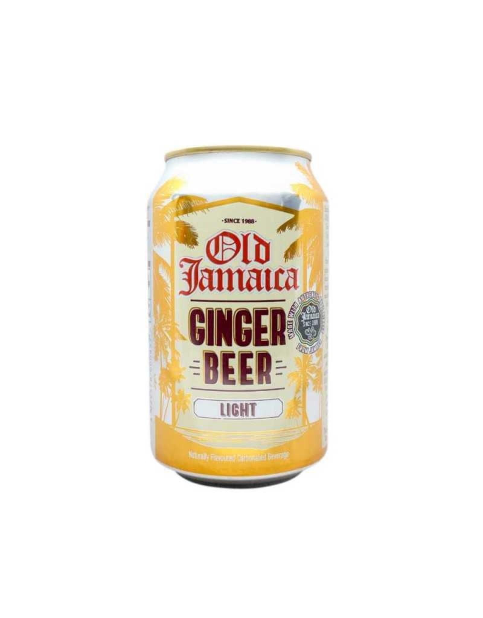 Monster Energy Company OLD JAMAICA Ginger Beer - Light