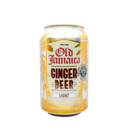 Monster Energy Company OLD JAMAICA Ginger Beer - Light