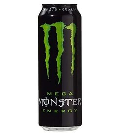 Monster Energy Company MONSTER ENERGY Mega Cans 553ml