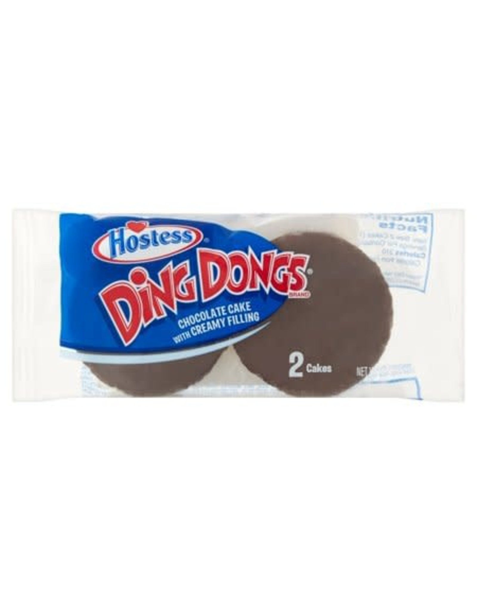 Hostess DING DONGS